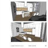 studio 29, interier Grafická